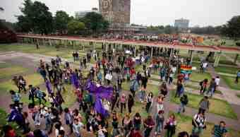 unam-violencia-genero-alumnas-protestas-mujeres-comunidad
