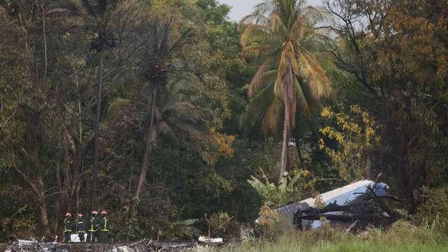Única sobreviviente accidente aéreo Cuba sigue etapa crítica
