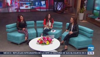 Vanessa Bauche y Marisol del Olmo