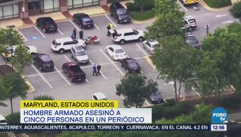 Víctima Fue Baleada Intentar Escapar Tiroteo Maryland