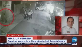 Vocera de Meade rechazo por asesinato
