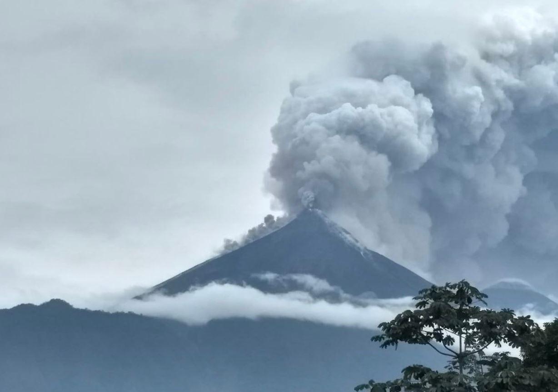 Al menos 62 muertos por la erupción del volcán de Fuego — Guatemala