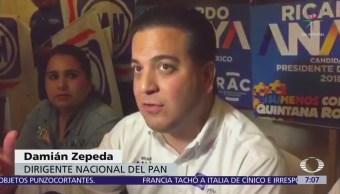 Zepeda afirma que página debate2018.mx fue hackeada desde Rusia