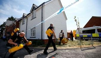 policia britanica pareja intoxicada novichok rusia