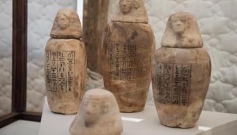 torre clave estudiar momificacion necropolis sakara