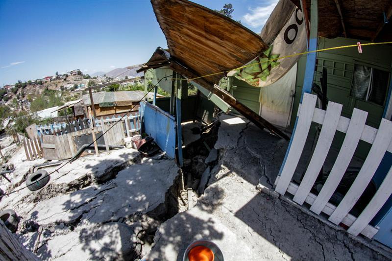 derrumbe provoca colapso cinco viviendas y afecta 22 mas tijuana