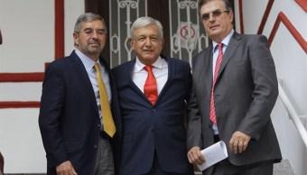 AMLO invita a De la Fuente como representante ante la ONU