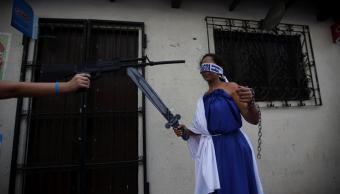 dialogo nicaragua estancado violencia daniel ortega
