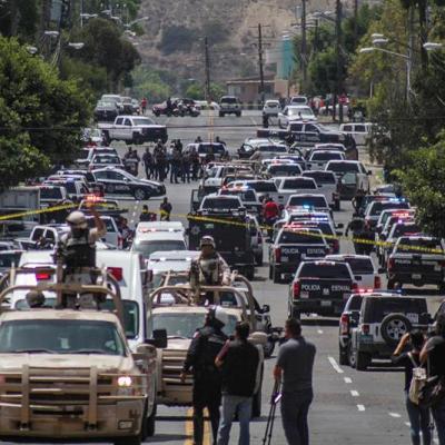 Localizan cuerpo de menor enterrado en casa donde murieron dos personas en Tijuana