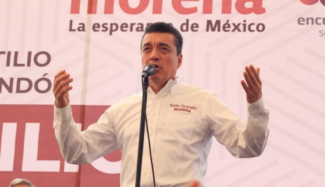 Rutilio Escandón recibirá constancia de gobernador Chiapas
