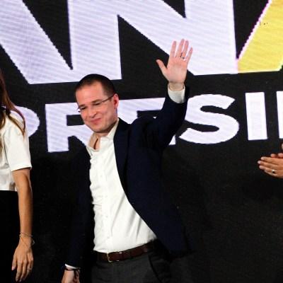 Ricardo Anaya acepta derrota y felicita a AMLO