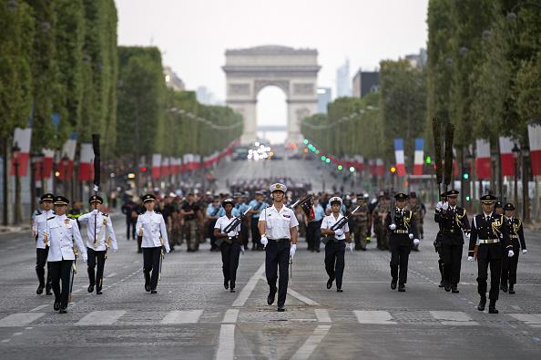 292 detenidos en Francia tras celebraciones por el título mundial