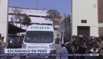 Abren investigación contra jueces en Perú, por corrupción