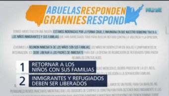 Abuelas Realizan Caravana Eu Derechos Migrantes