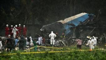 Califican de prematura versión sobre accidente en Cuba