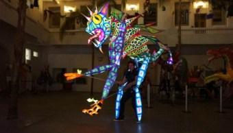 Alebrijes Iluminados Museo Arte Popular 2018, Alebrijes Iluminados 2018, Alebrijes, Museo Arte Popular, Que Hacer CDMX, Que Hacer CDMX 28-29 Julio