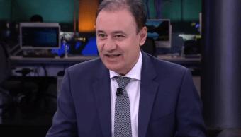 Alfonso Durazo expone en 'Despierta' la estrategia de seguridad de AMLO