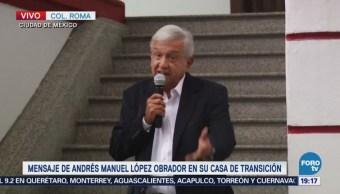 No Hay Fundamento Multa INE López Obrador