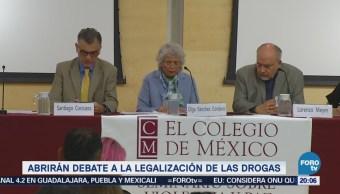AMLO abre diálogo para legalización