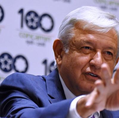 Los 25 programas que AMLO impulsará apenas sea presidente