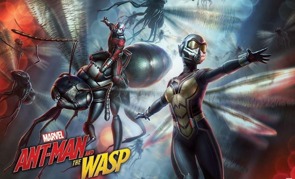 Ant-Man 2: Guía de Fin de Semana