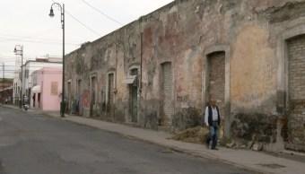 Anuncian estrategia para rescatar casonas de Centro Histórico de Puebla.