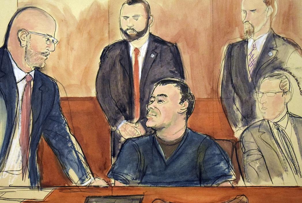 Aplazan NY juicio El Chapo Guzmán noviembre