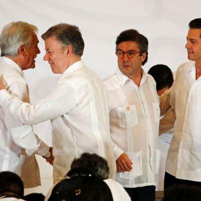 Arranca XIII cumbre de Alianza del Pacífico; participa Mercosur