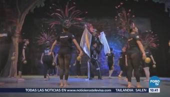 'Arte y Folklor' cuenta con baile leyendas mexicanas