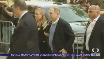 Aseguradoras se niegan a pagar defensa de Harvey Weinstein