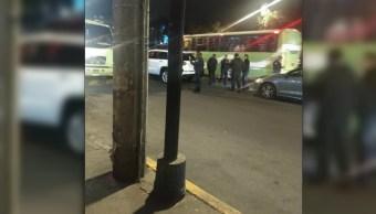 Asesinan a cuatro personas en el Valle de México