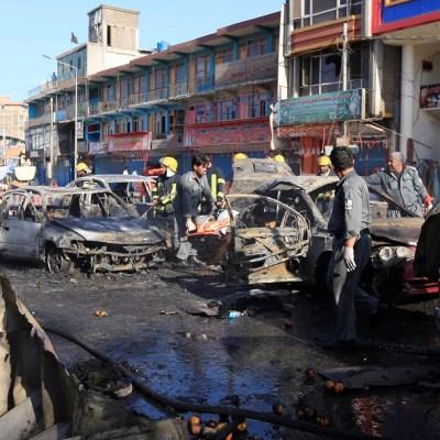Suman 82 muertos en Afganistán tras fin de tregua con talibanes