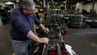 Aumenta 0.6% producción industrial en EU durante junio: Fed