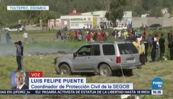 Aumentarán Restricciones Venta Fabricación Pirotecnia Tultepec