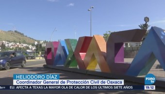 Autoridades Oaxaca Reportan Daños Menores Tras Sismo
