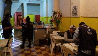 Ayuntamiento de Veracruz clausura cuatro bares durante operativo