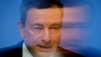 BCE deja tasas de interés sin cambios, reitera fin de bonos