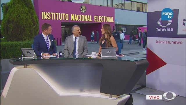 Benito Nacif señala que el INE da seguimiento a instalación de casillas