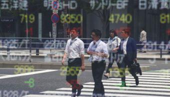 Bolsa de Tokio reduce pérdidas, Bolsas chinas avanzan 1.6%