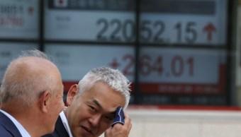 Bolsas de Tokio y Shanghái crecen junto a economías locales