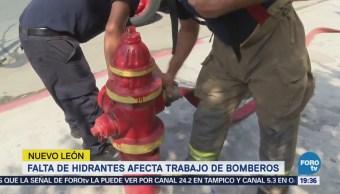 Bomberos Nuevo León Padecen Falta Infraestructura