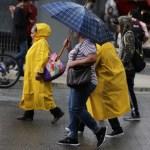 Onda tropical 13 afectará el centro y occidente del país