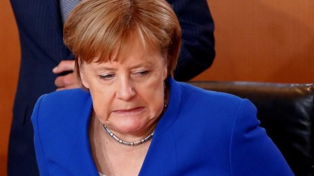 Alemania es independiente, Angela Merkel críticas Trump