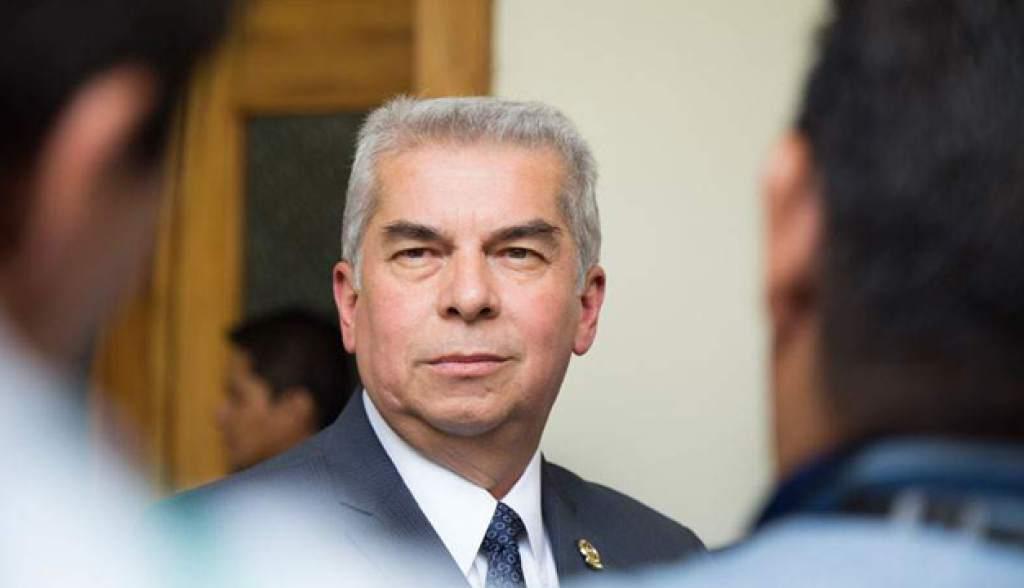 Capturan México expresidente Congreso Guatemala corrupción