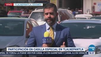 Casillas especiales de Tlalnepantla son rebasadas