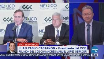 CCE López Obrador Hacen Compromisos Confianza