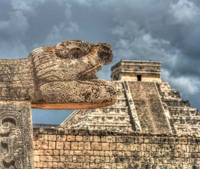 Con danzas y rituales inician el año nuevo maya en Campeche