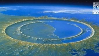 Científicos continuarán investigaciones en cráter de Chicxul
