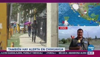 Chihuahua Emite Alerta Emergencia Calor 43 Grados