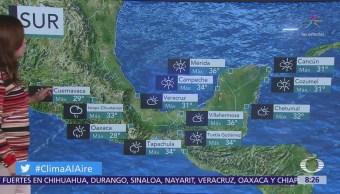 Clima Al Aire: Prevén caída de granizo en el Valle de México